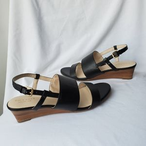 Cole Haan Annabel Grand Wedge Sandal size 10 B